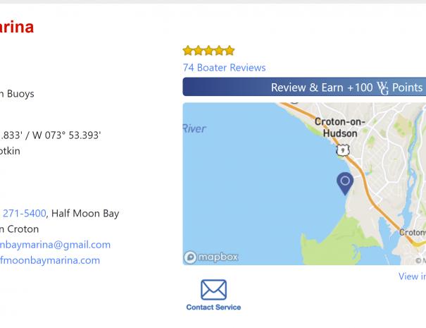 Waterway Guide Half Moon Bay